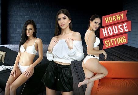 Horny House Sitting by Lifeselector