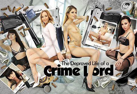 The Depraved Life of a Crime Lord by Lifeselector