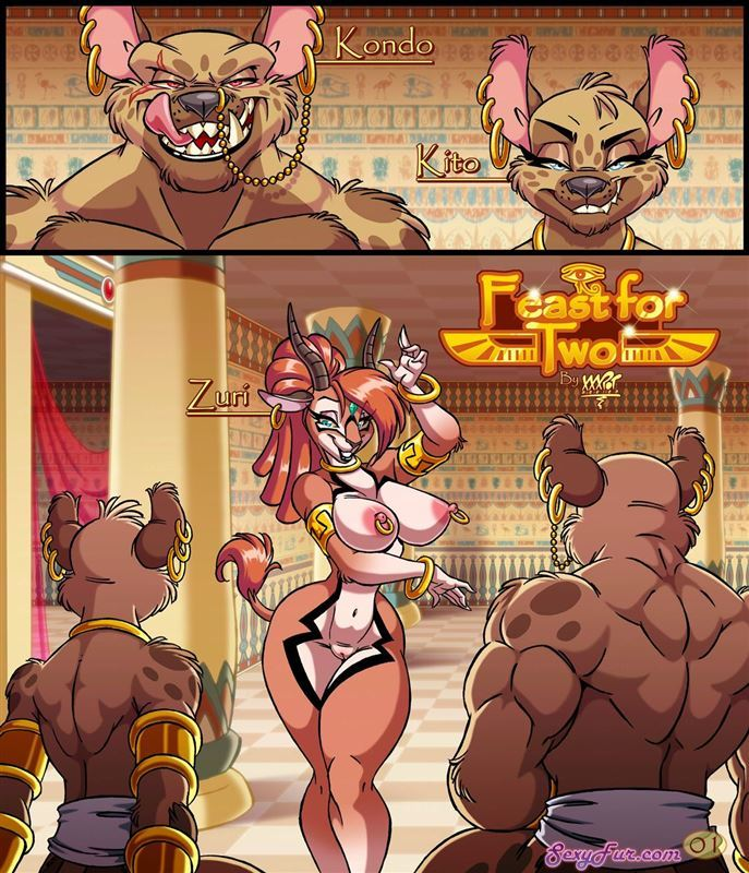 Sexyfur – Feast For Two