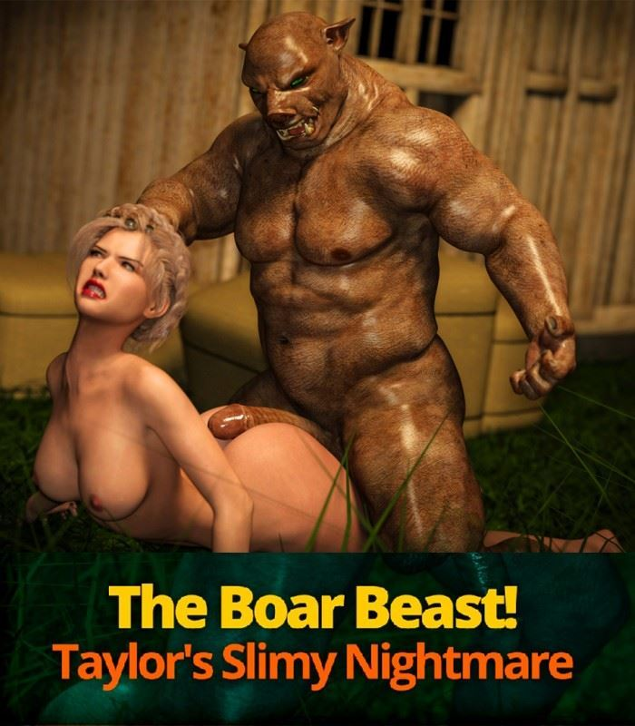 3DSimon – Taylor's Slimy Nightmare – The Boar Beast
