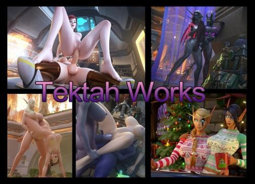 Tektah – 3D Animations Collection 2019-2020