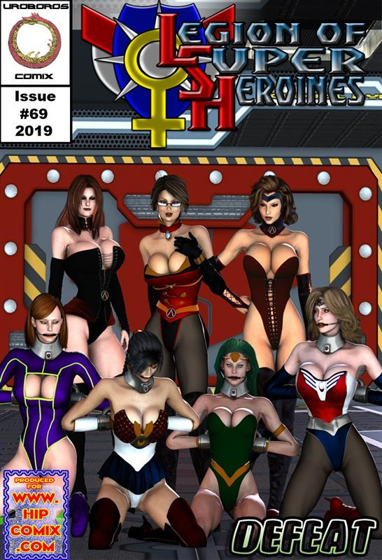 Uroboros – Legion of Superheroines 69