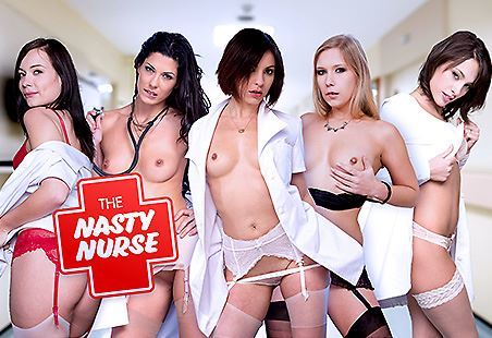 The Nasty Nurse by Lifeselector