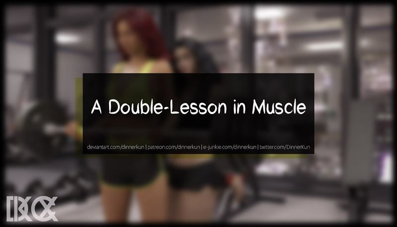 Dinner-kun – A Double lesson in muscle