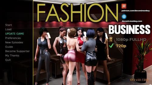 Fashion Business Ep.2 v0.11 CG