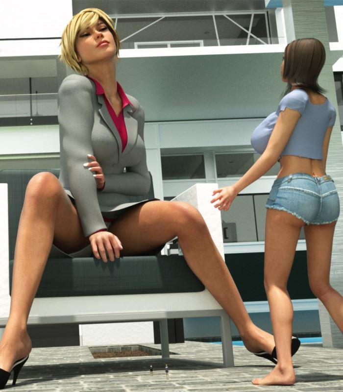RedFireDog – Overly Attached Giantess 4