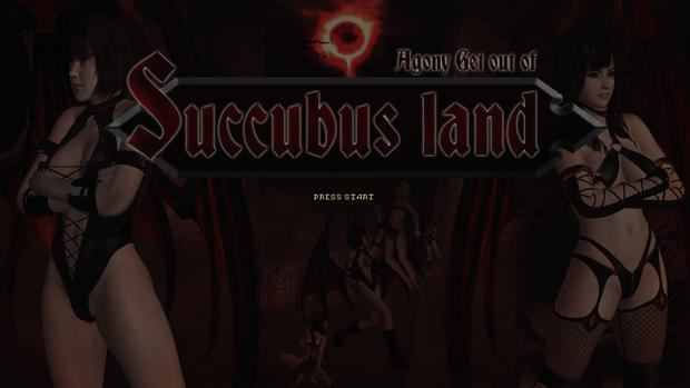 Vortexgames – Agony Get out of Succubus Land Version 1.2