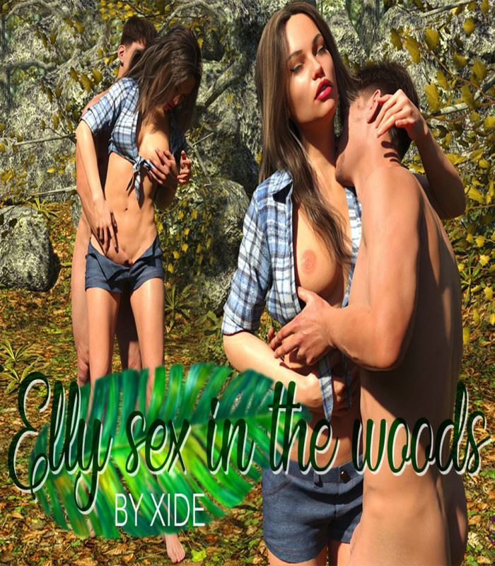Xide – Elly Sex In The Woods