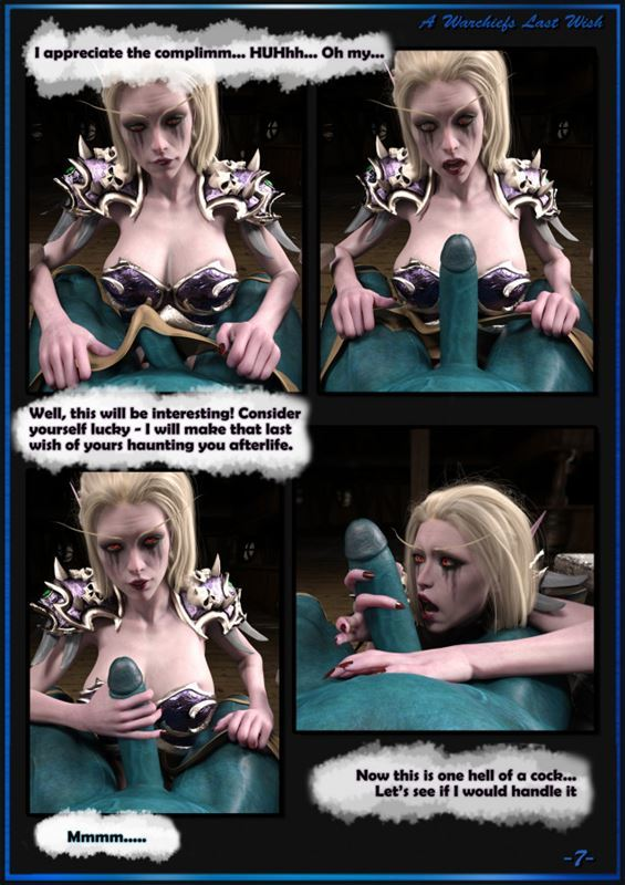 DarkenDenArt – Comics 01 – Ongoing