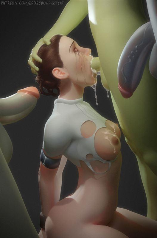 Star Wars Porno Art