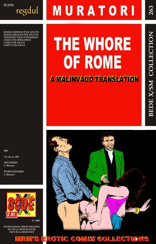 THE WHORE OF ROME – A MALINVAUD TRANSLATION