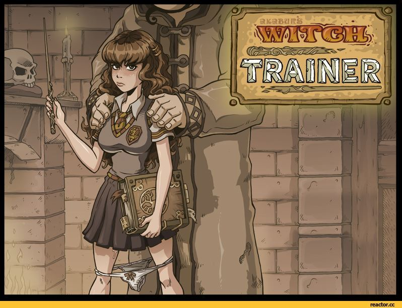 Witch Trainer – Silver Mod Version 1.38.3 by Silver Studio Games