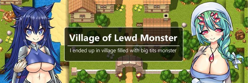 Village of Lewd Monsters Version 0.2 Alpha by Rune Walker