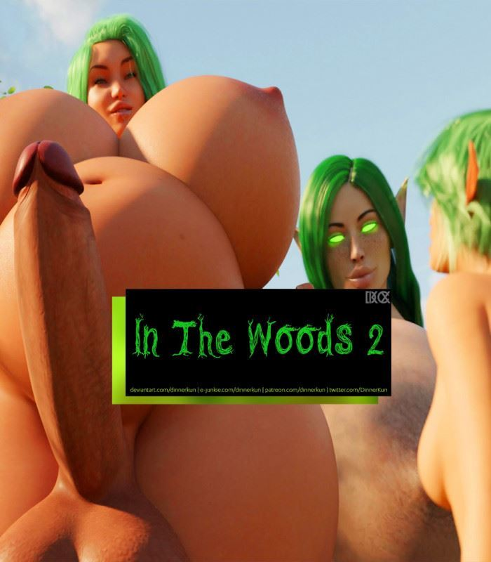 DK-CX – In The Woods 2