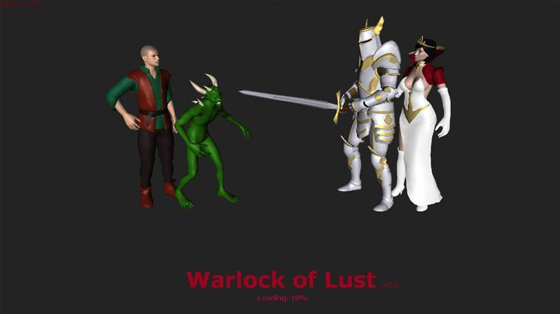 Warlock of Lust – Version 0.75 + Crack by Mike Velesk