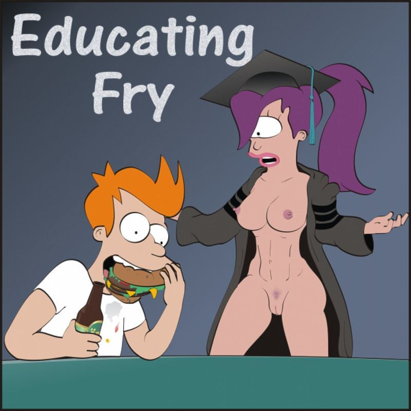 JAXSTRAW EDUCATING FRY FUTURAMA (complete so far)