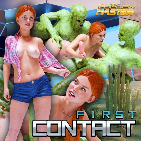 Goldenmaster – First Contact 1-5