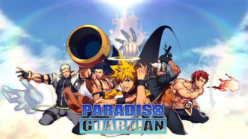 Paradiso Guardian v1.2 Demo by LvLv