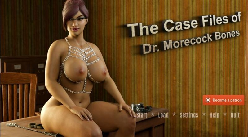 The Case Files of Doctor Morecock Bones v0.1 Win/Mac/Android by Horny Hydra Games