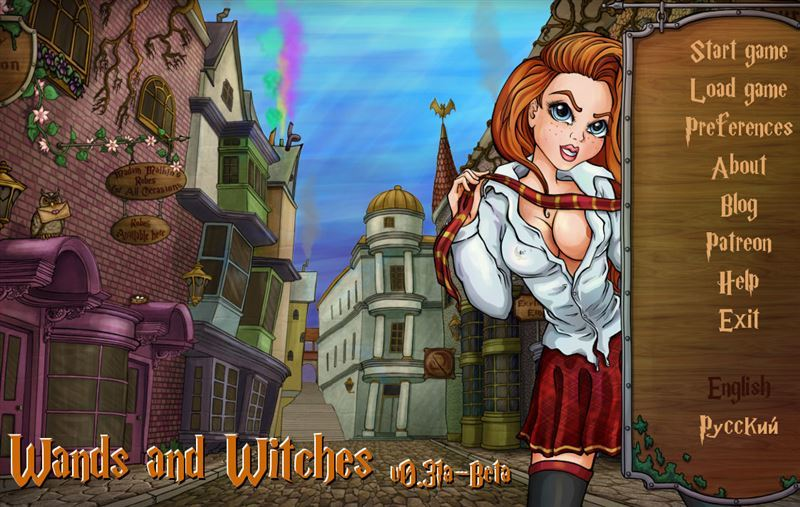 Wands and Witches Version 0.86 Beta from Great Chicken Studio