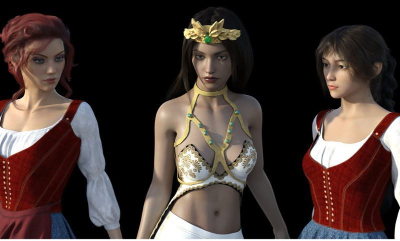 Erodio v0.9 win/mac – Harem Adult Games