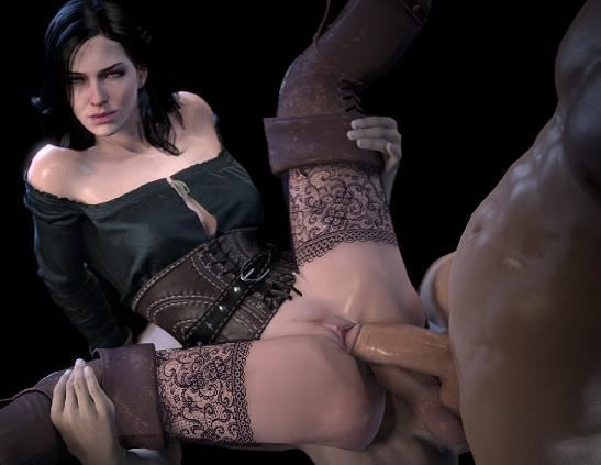 SFM – Yennefer Collection