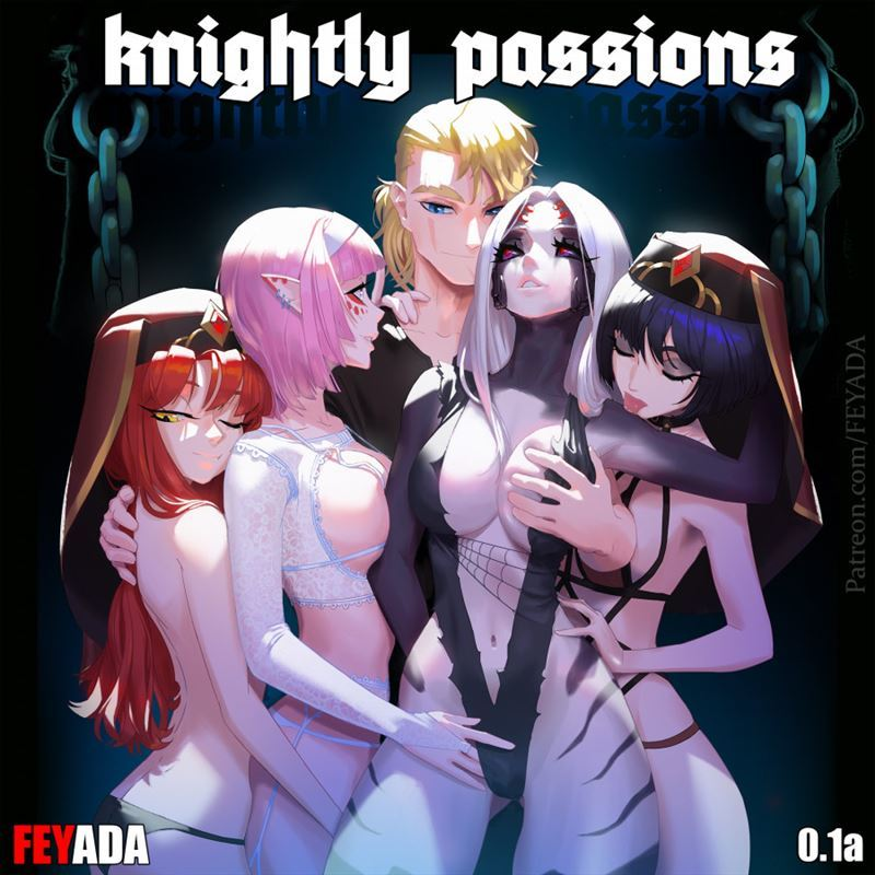 Knightly Passions 0.1.0a Fix by FEYADA