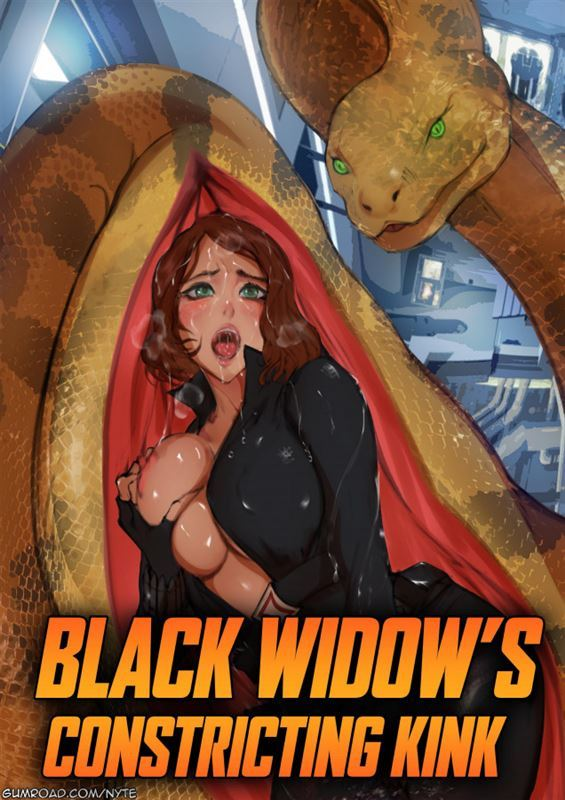 Black Widow's Constrictive Kink by Nyte