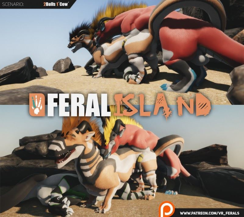 Feral Island v0.15.097 by VR_Ferals