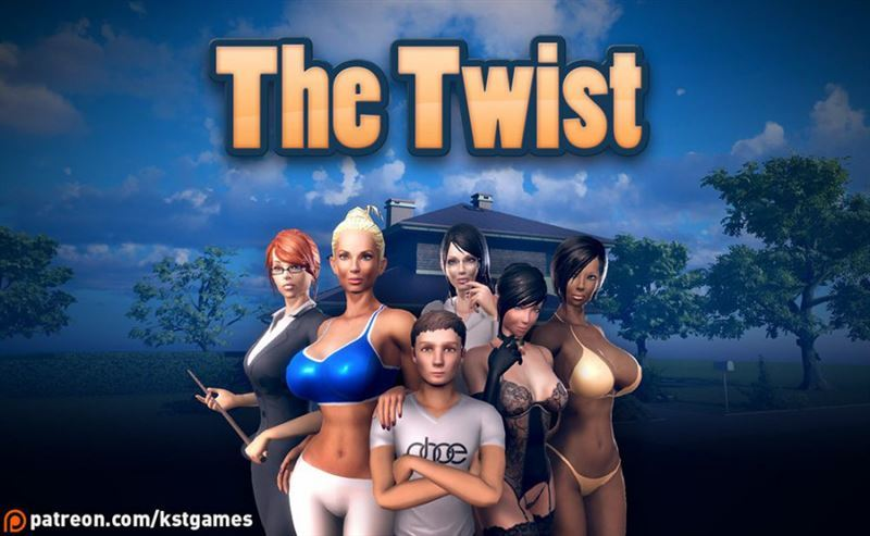 The Twist v0.38 Final Cracked by KsT + Walkthrough