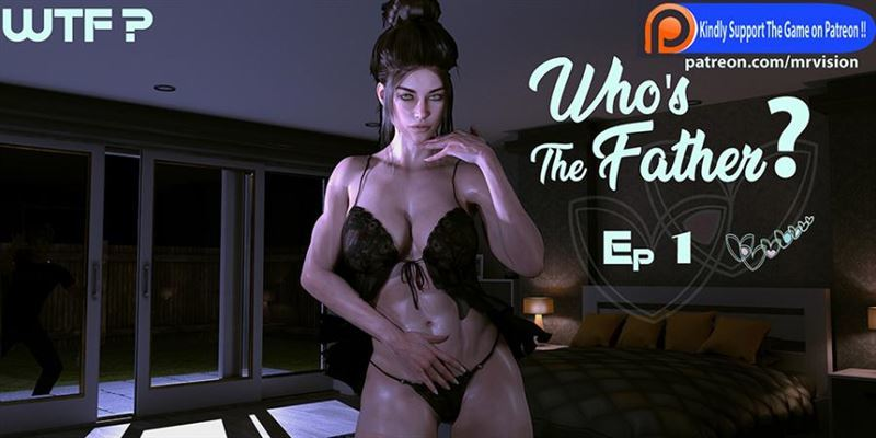 Who's The Father? Ep. 01 Font Fix Win/Linux by mrvision+Compressed Version