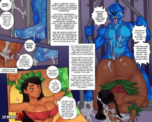 Jay Marvel – Lilo & Stitch Update