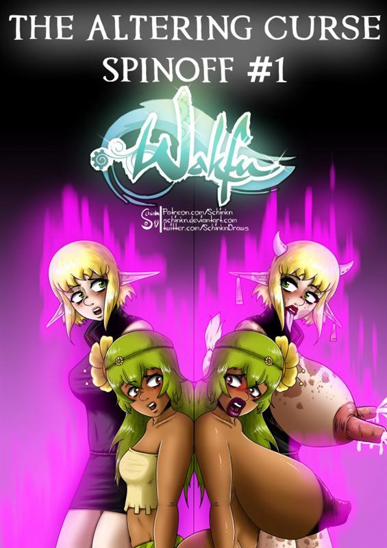 Schinkn - The Altering Curse Spinoff 1: Wakfu