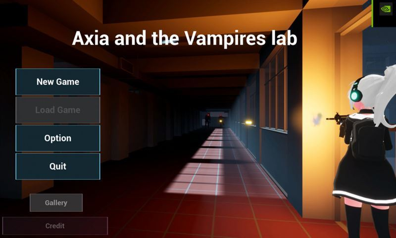 Jiax – Axia and the Vampires lab