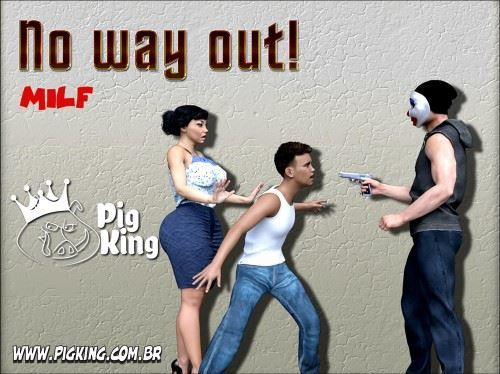 PigKing – No Way Out 1-7