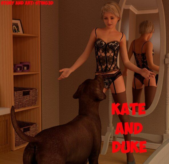 Sting3D – Kate and Duke