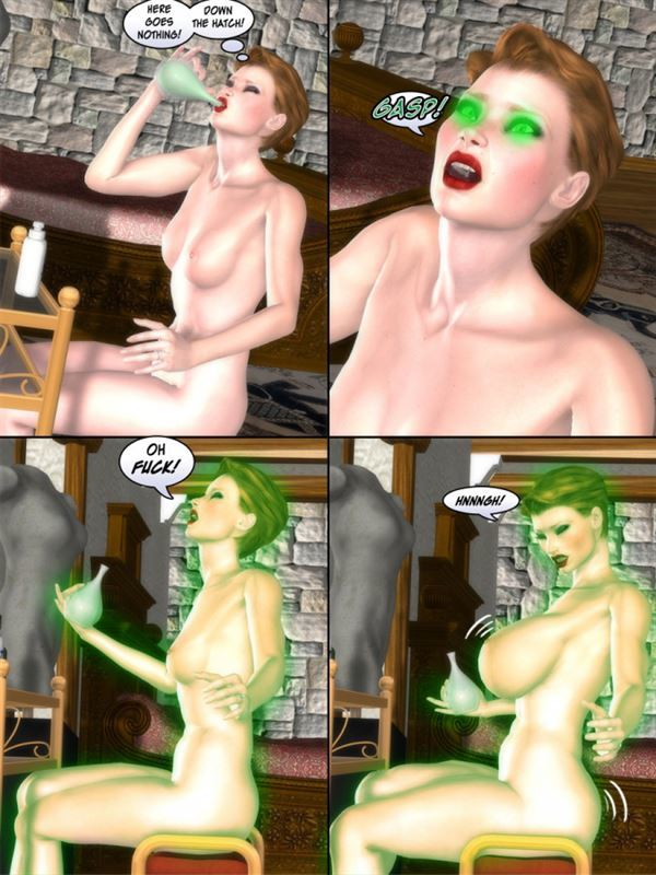 MetrobayComix – Couples Therapy 5