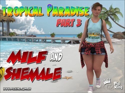 Pigking – Tropical Paradise 03