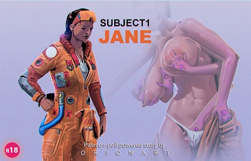 OrionArt – Subject Stories 1 – Jane