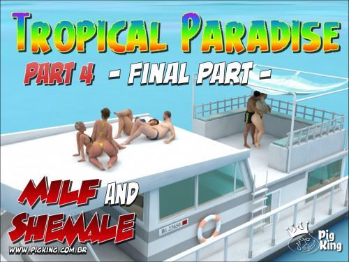 Pigking – Tropical Paradise 04