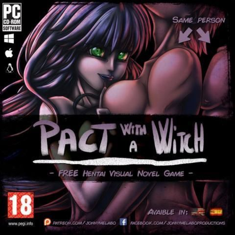 Jonnymelabo – Pact With A Witch Version 0.13.04 Premium