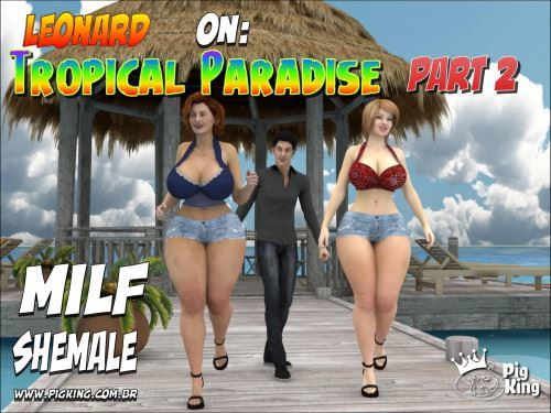 Pigking – Tropical Paradise 02
