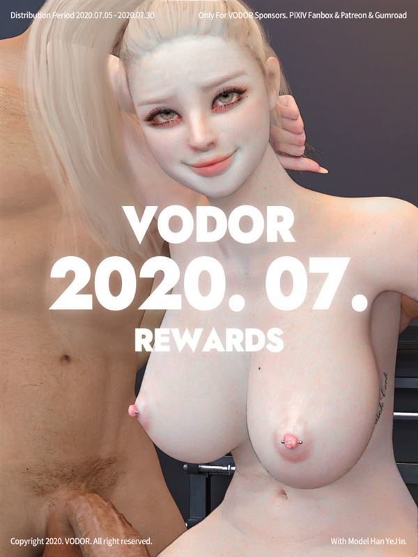 Vodor 2020.07. Rewards