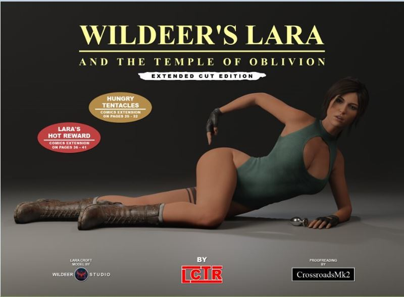 [LCTR] Wildeer's Lara and The Temple of Oblivion