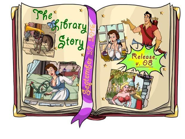 The Library story – Version 0.95 Final by Xaljio, Latissa