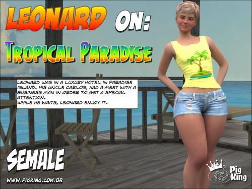 Pigking – Tropical Paradise 01