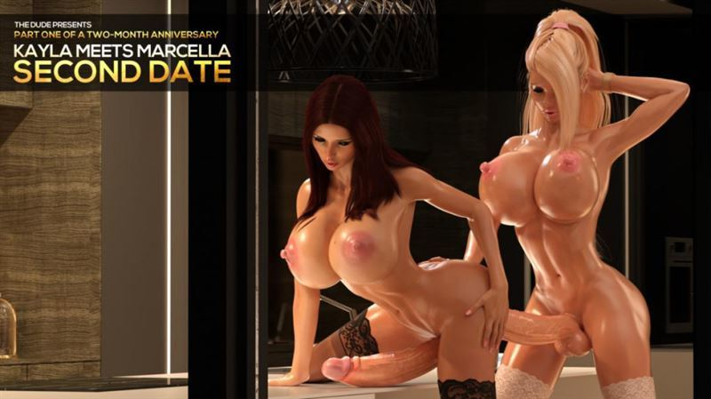 TheDude3dx – Kayla Meets Marcella – Second Date Mini Set