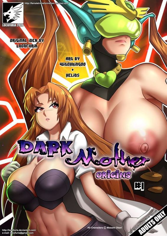 Witchking00 – Dark Mother Origins #1