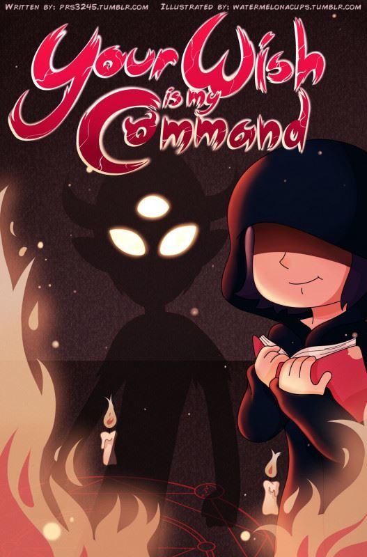 PRS3245 – Your Wish Is My Command (Star Vs. The Forces of Evil) [Ongoing]