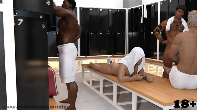 Mr.Satyr – Personal Trainer: Darnel